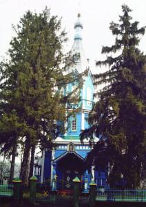 Бубнівська церква